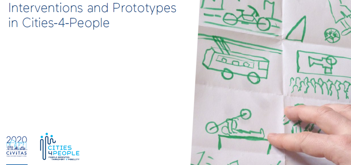 From challenges to prototypes | Cities4People